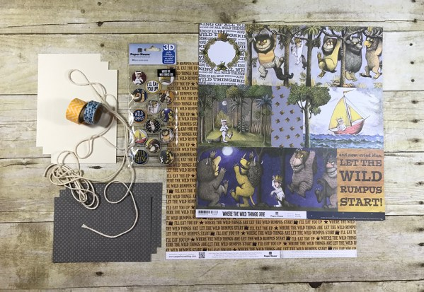 Where the Wild Things Are Easy Peasy Kit - Gallery