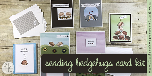 sending hedgehugs card Featured