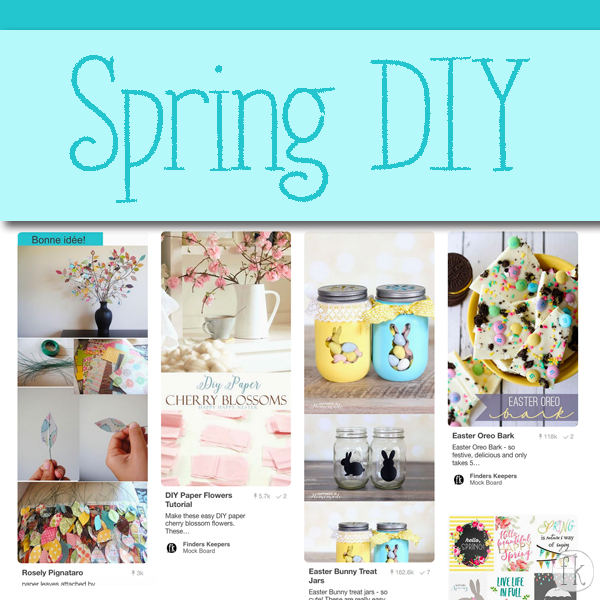 Some Spring DIY Projects