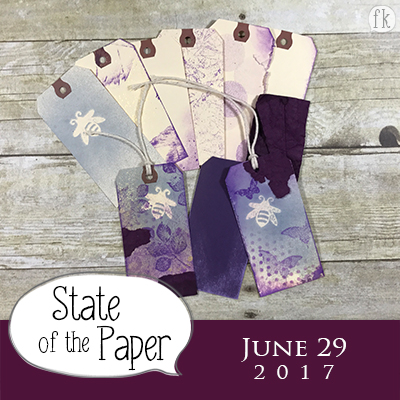 Finders Keepers' State of the Paper Address - June 29, 2017