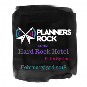 Planners Rock the Hard Rock Hotel in Palm Springs