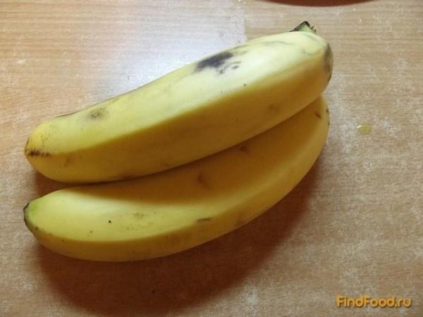 Тарталетки с бананом рецепт с фото