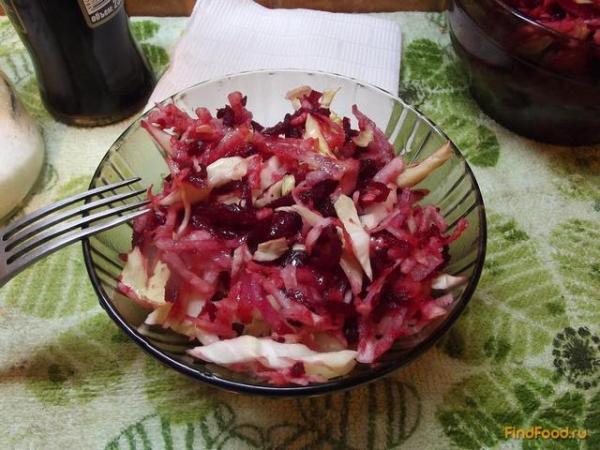 Салат из корнеплодов рецепт с фото