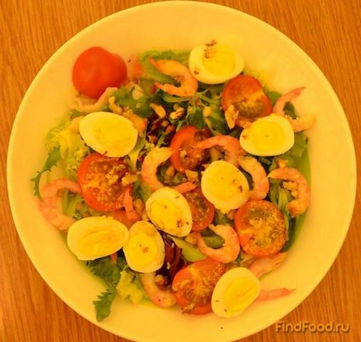 Салат из перепелиных яиц рецепт с фото