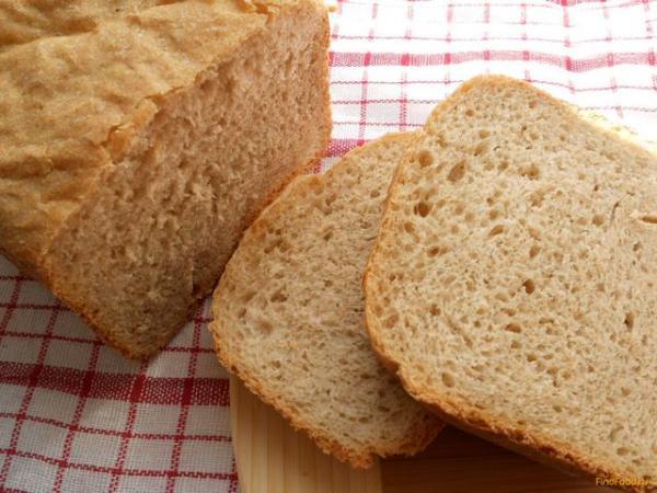 Горчичный хлеб в хлебопечке рецепт с фото