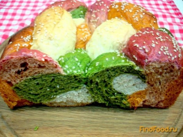 Австралийский овощной хлеб рецепт с фото