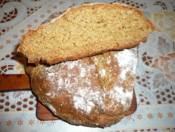 Содовый хлеб рецепт с фото