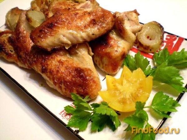 Куриные крылья на мангале рецепт с фото