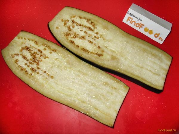 Рулетики из баклажанов с сыром рецепт с фото