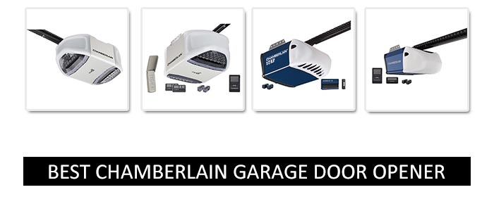 Best Chamberlain garage door openers