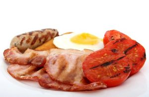 Plant sterols supplement: bacon, eggs and tomato aren't unhealthy in moderation