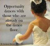 Opportunity Dances