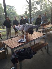 Mark's 5 day retreat with Wim Hof The Ice Man 2016