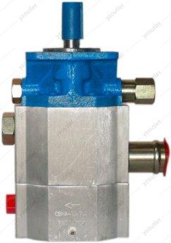Hydraulic Gear Pump - 16 GPM, 2-Stage (Brand New)