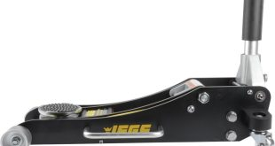 JEGS 80006 Professional 2-Ton Low Profile Aluminum Floor Jack