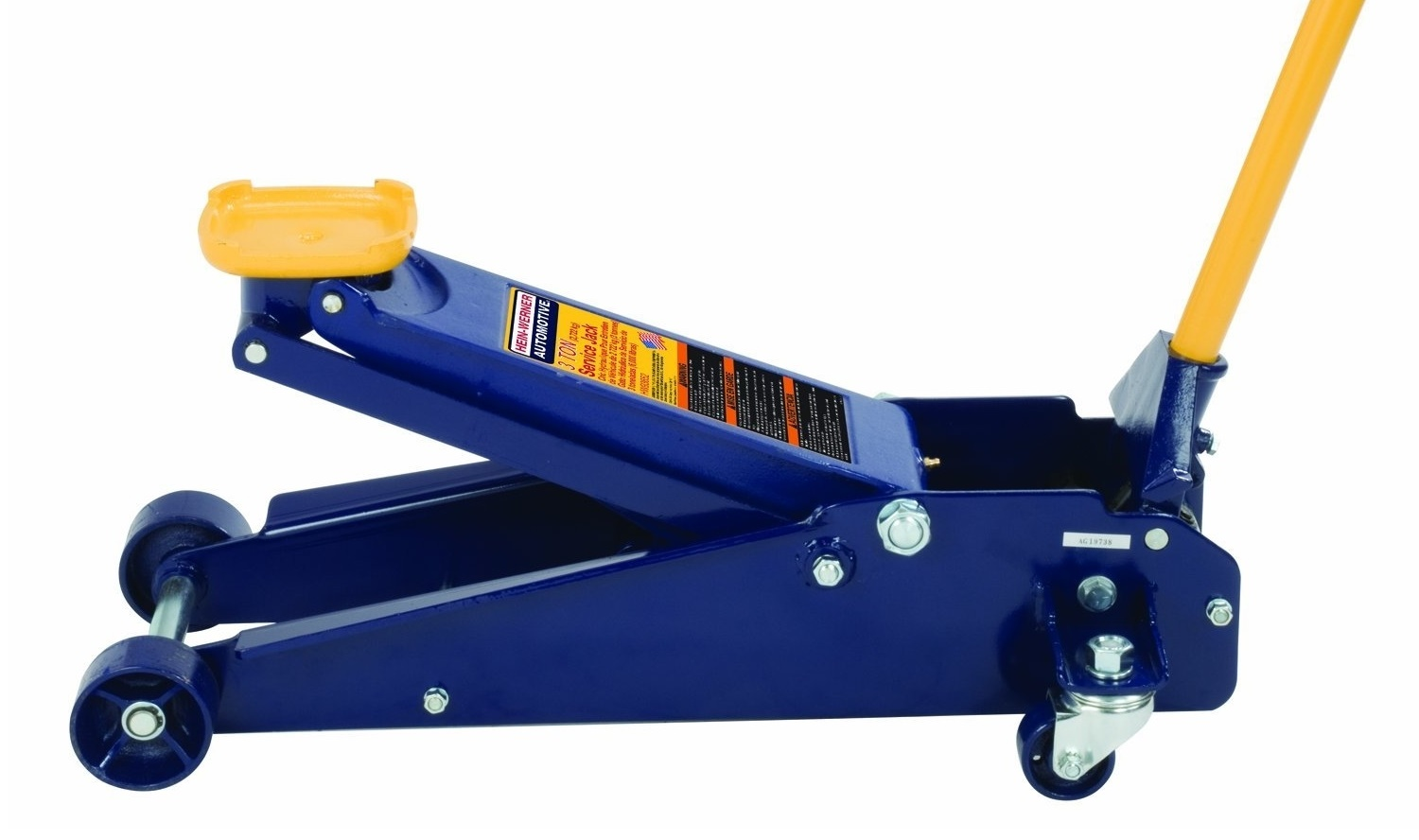 Large Wheel Floor Jack Gurus Floor