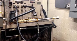 Test A Double-Acting Hydraulic Cylinder