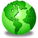 Globe 4 icons, free icons in iCandy Junior, (Icon Search ...