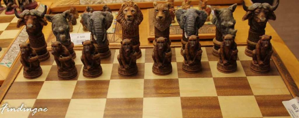 Animal Themed Chess