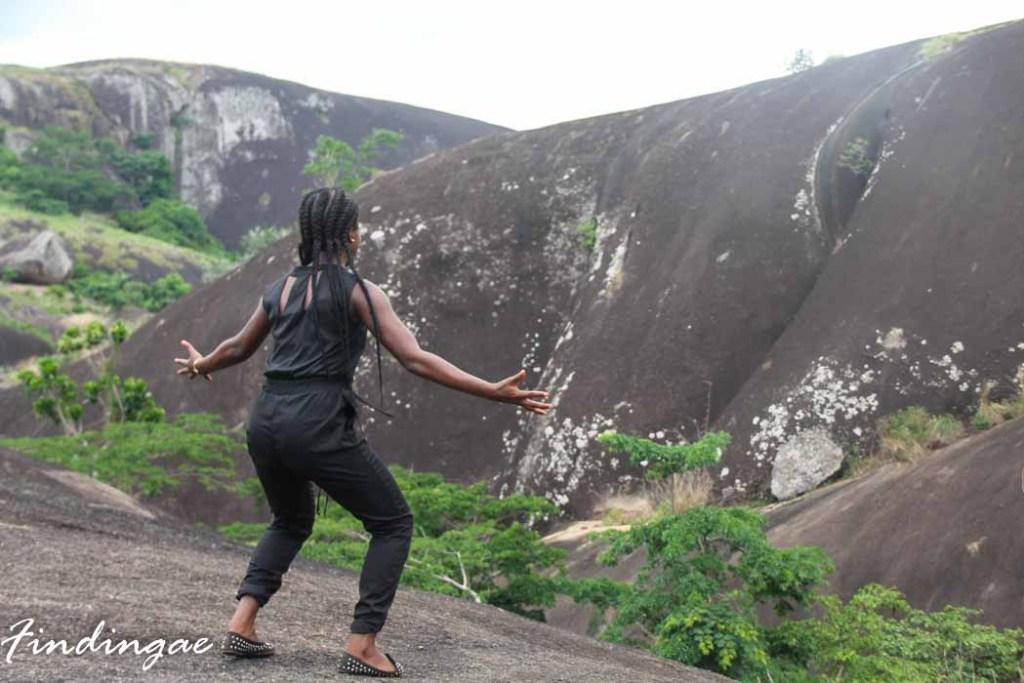 African Travel Blogger