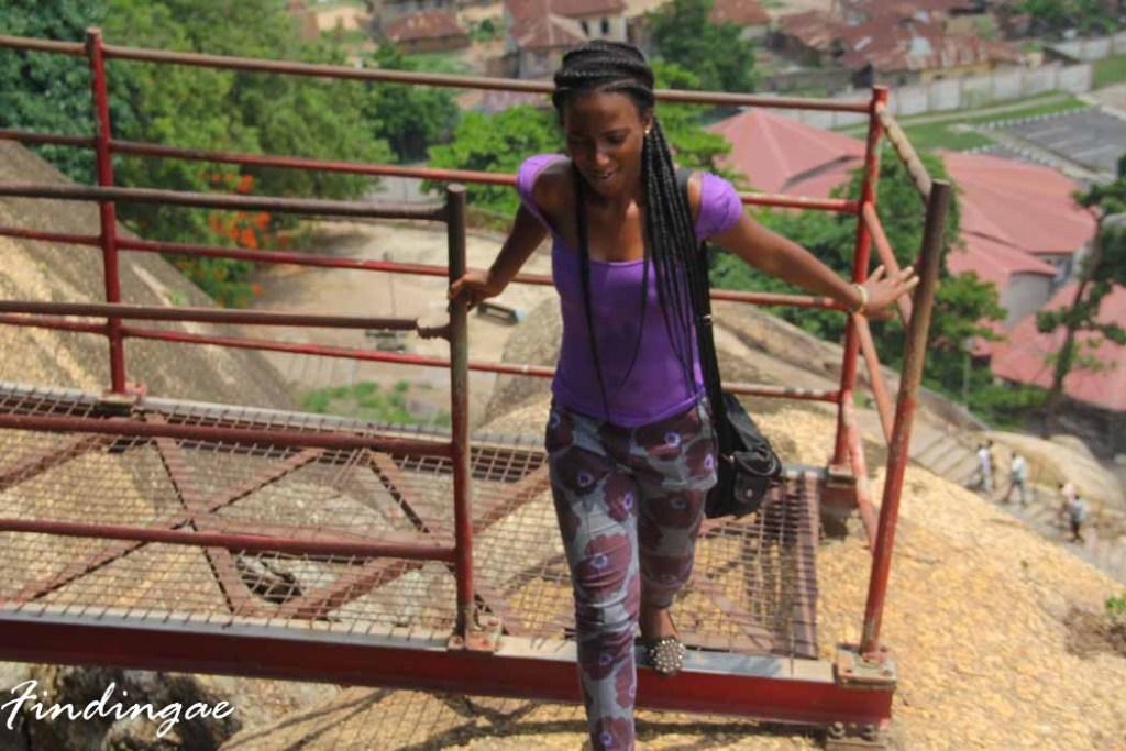 Olumo Rock Abeokuta Ogun State