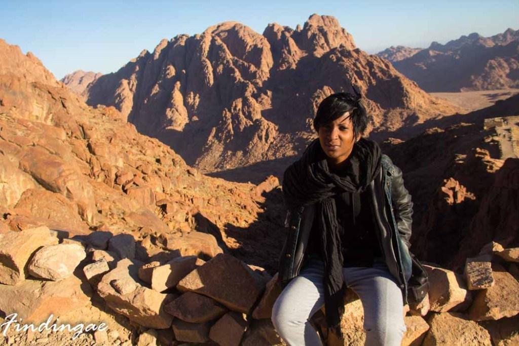 Hiking Sinai Egypt