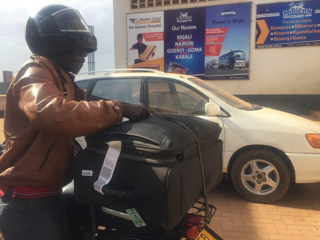 Kigali to Kampala by road