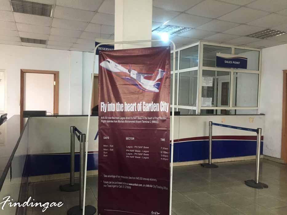 Lagos to Enugu Flight