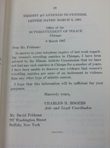 Calzadilla v. Dooley, 1968. New York State Library.