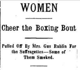 Cincinnati Enquirer, October 28, 1911