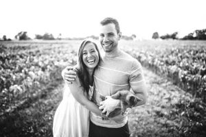 Couple met on Finding Amore