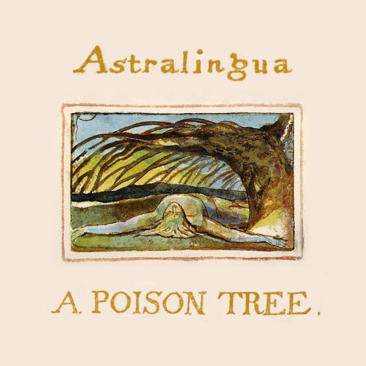 Cover Art for A Poison Tree, by Astralingua.
