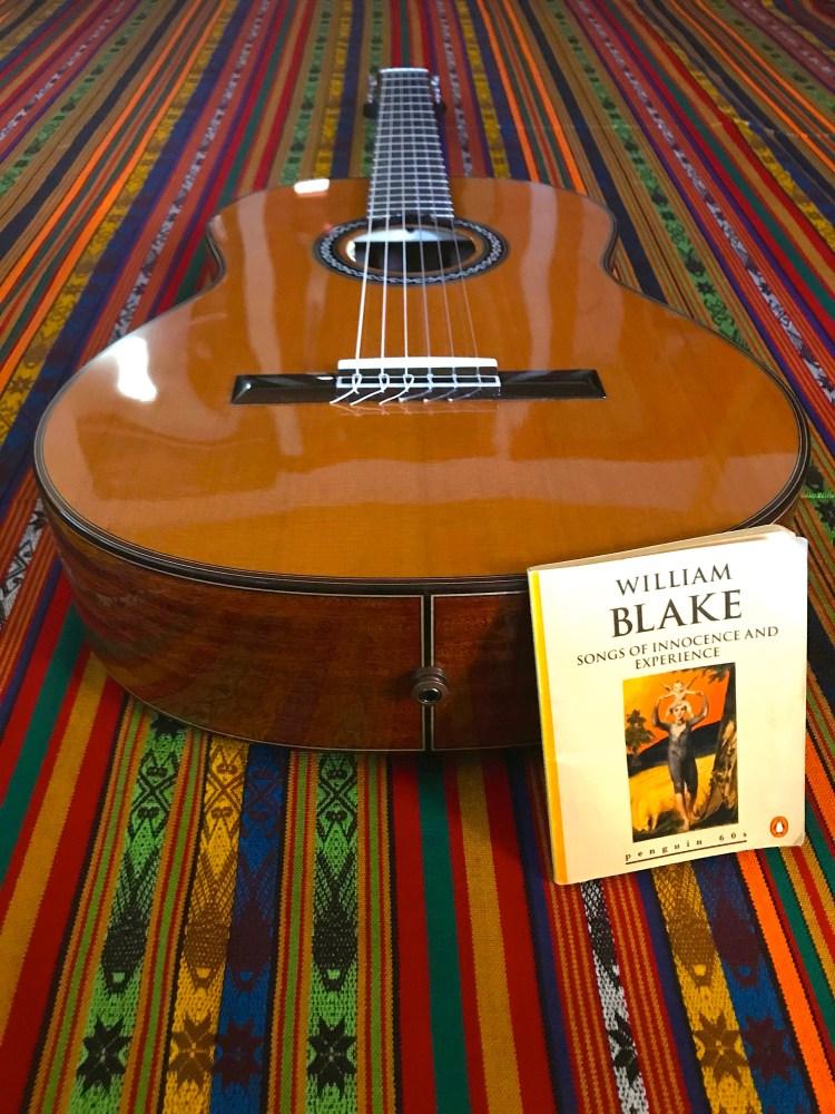 Astralingua - Blake & Guitar