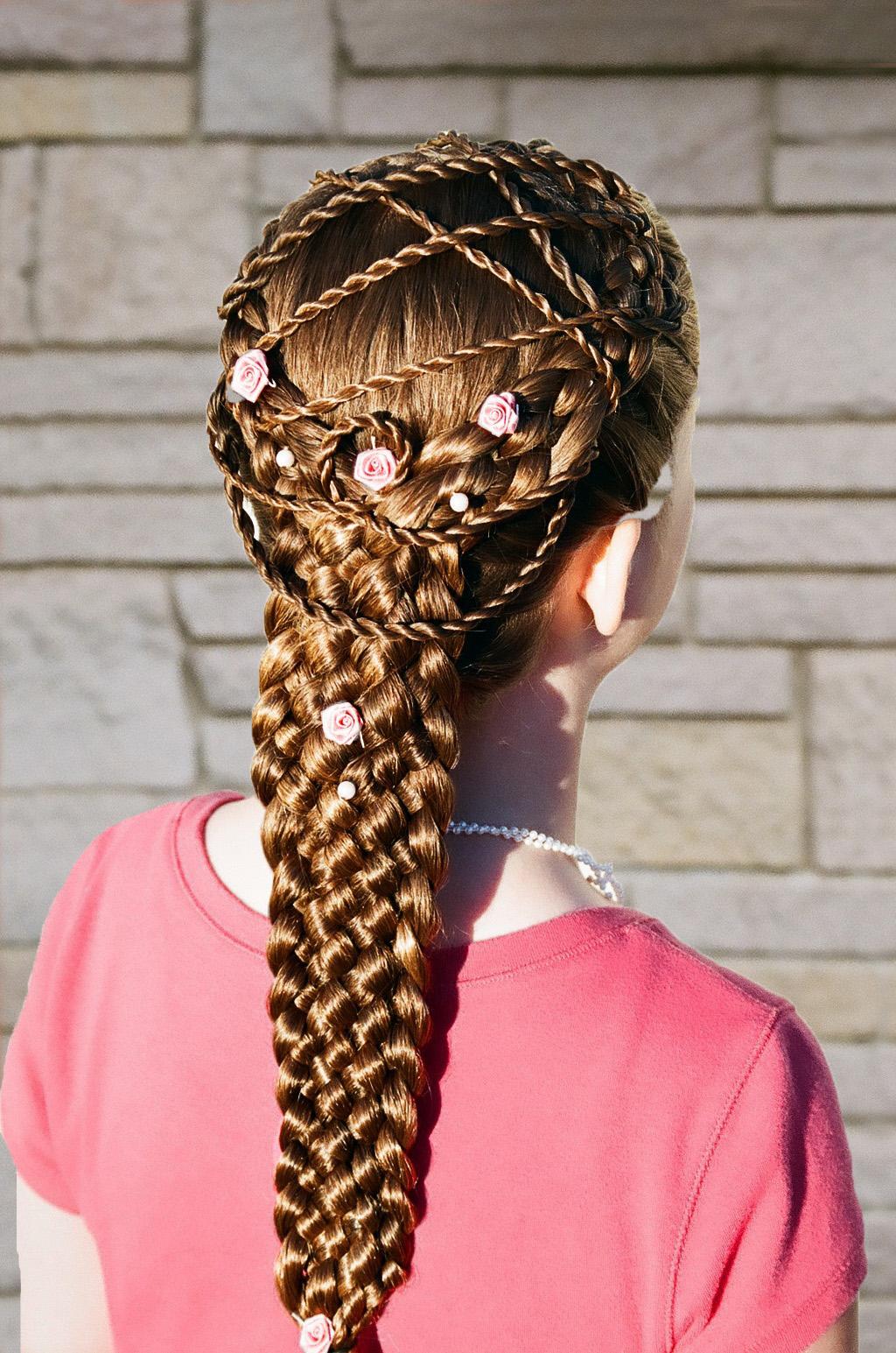 1000 Images About Braids Renaissance Hair On Pinterest