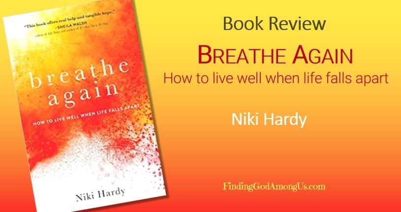 Breathe Again Christian book review