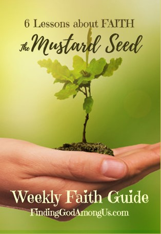 Are you looking for faith the size of a mustard seed? This printable Christian pocket book is based on the Mustard Seed parable. The Parable of the Mustard Seed commentary is a 7-day Faith Guide. Book includes Mustard seed faith verse.