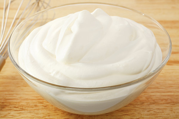Dairy Free Whipped Topping