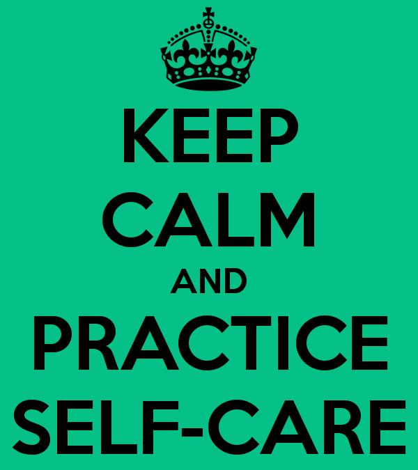 On Milestones and Self Care