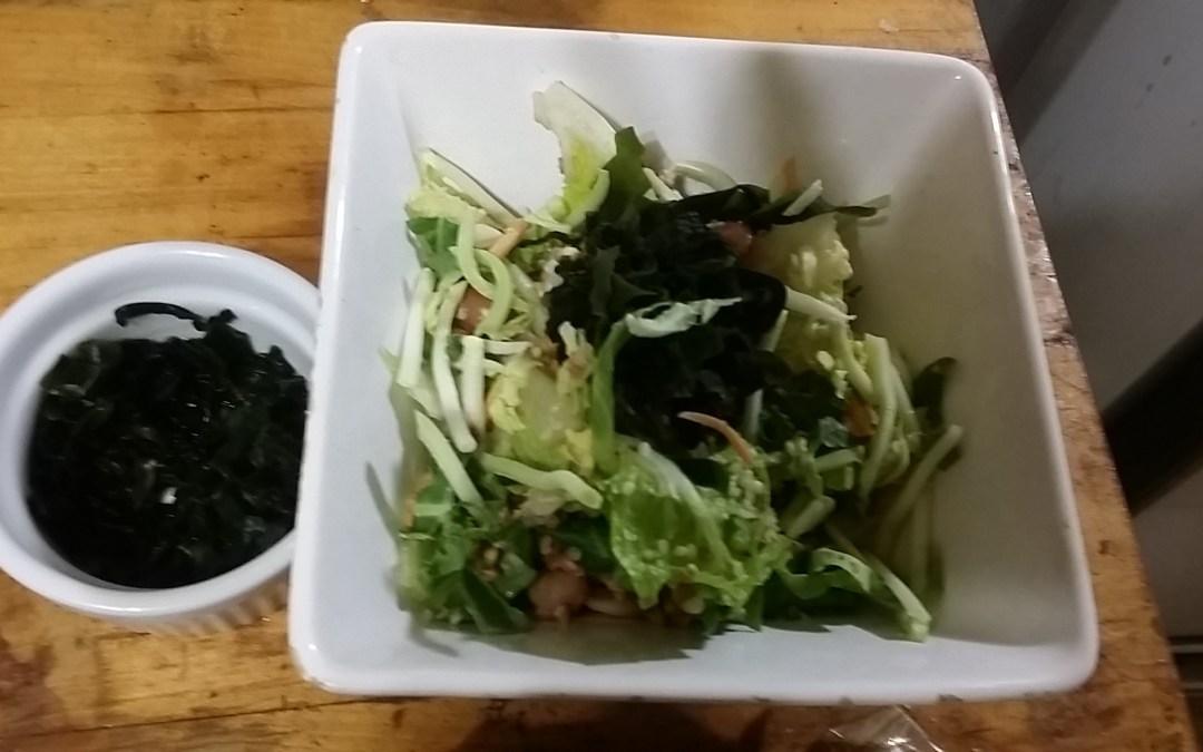 Buckwheat & Bean Salad with Turmeric Dressing
