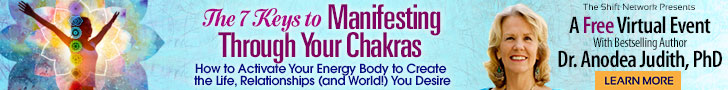 7 Keys to Manifesting Through Your Chakras