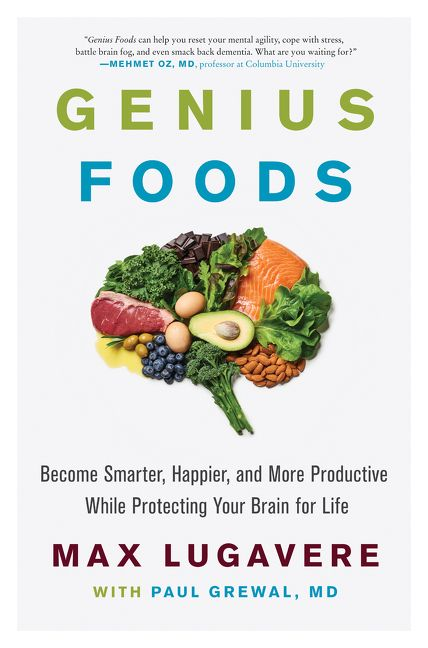 Genius Foods: Maxed Out