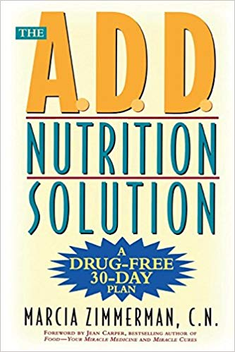 Marcia Zimmerman ADD Nutrition Solution