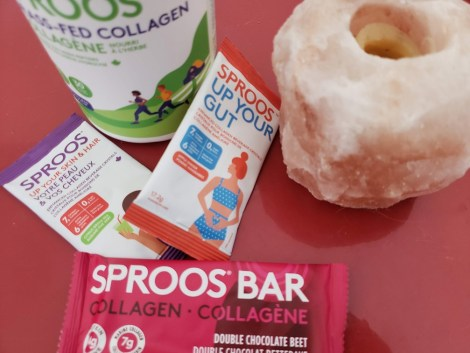 Sproos Collagen package