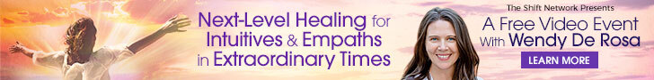 NEXT-LEVEL HEALING FOR INTUITIVES & EMPATHS