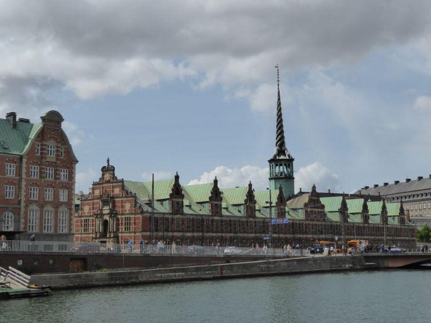 Alte Börse Kopenhagen