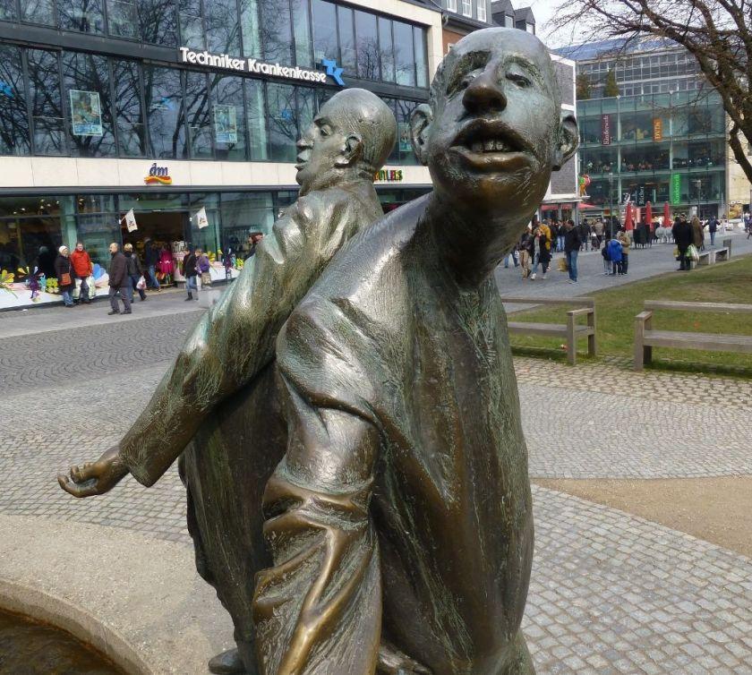 Brunnen Aachen