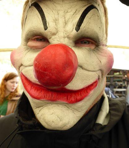 Grauen maske Kopenhagen