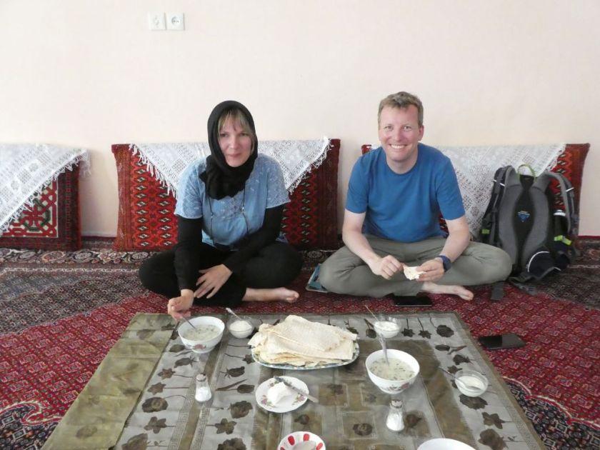 Iran Gastfreundschaft