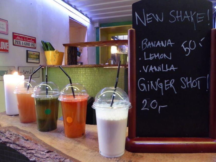 Juice Streetfood Kopenhagen Papiroen