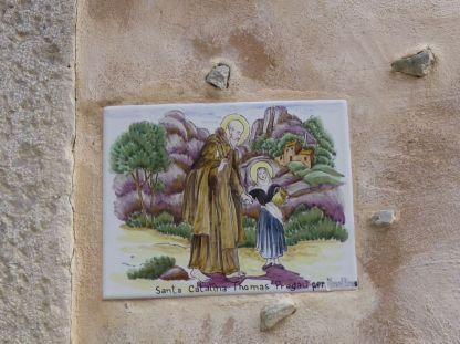 Kachel Valldemossa Mallorca